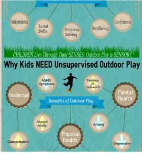 benefits of outdoorplay