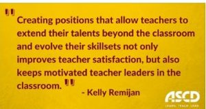 teacher talents